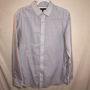 Banana Republic Mens Large Button Down